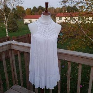 Band of Gypsies Crochet Dress